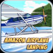 Amazon Airplane Landing